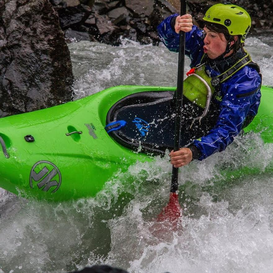 Jordan Canoeing