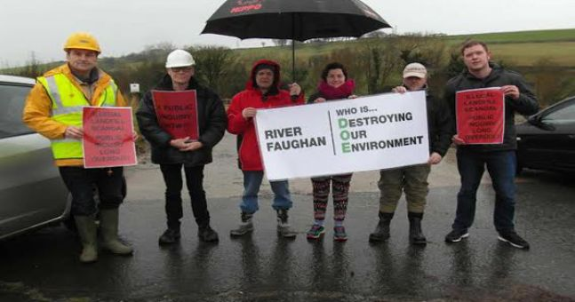 faughanriveprotest
